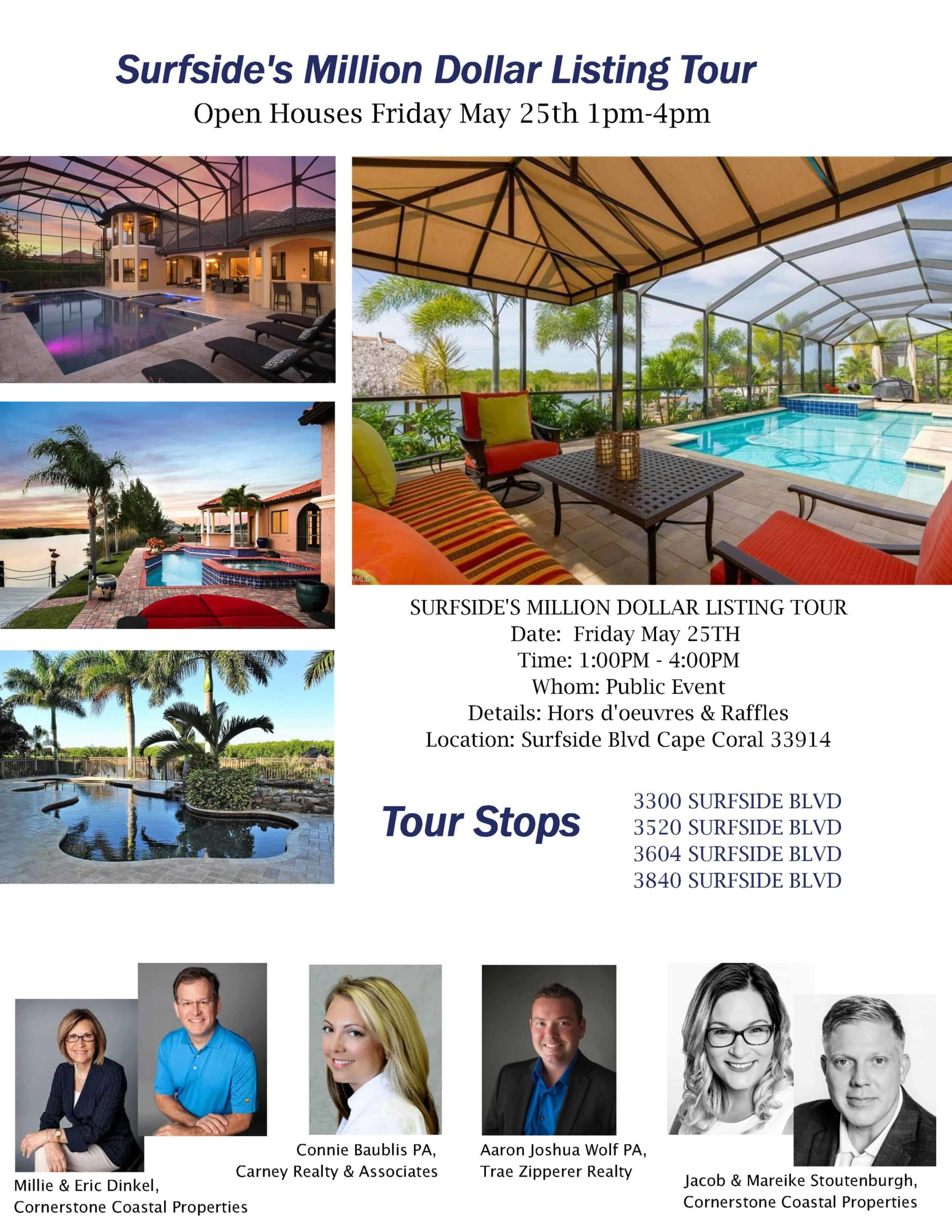 Surfside's Million Dollar Listing Tour