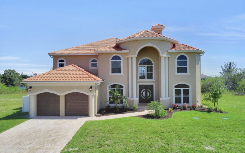 4110 NW 33rd Ln, Cape Coral, FL 33993