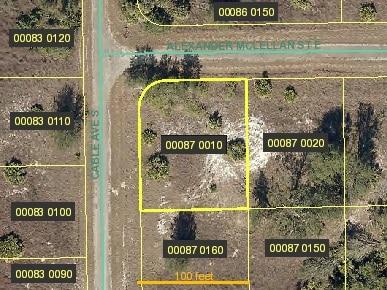 846 Alexander Mclellan ST E, Lehigh Acres, FL 33974