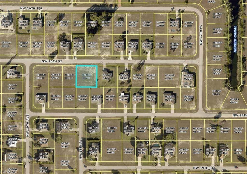 1750 NW 20th ST, Cape Coral, FL 33993