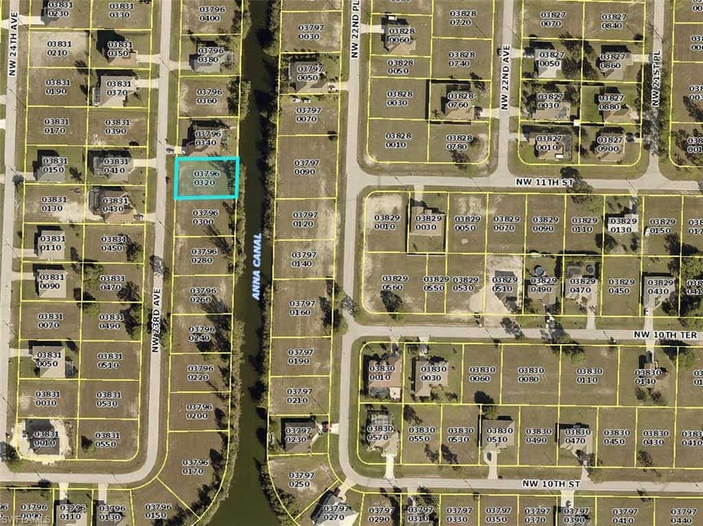 1031 NW 23rd Ave, Cape Coral, FL 33993