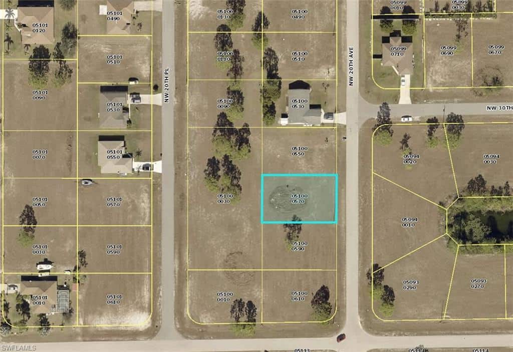 3008 NW 20th AVE, Cape Coral, FL 33993