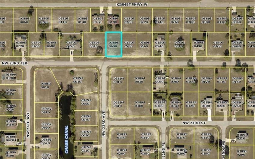 2227 NW 23rd , Cape Coral, FL 33993