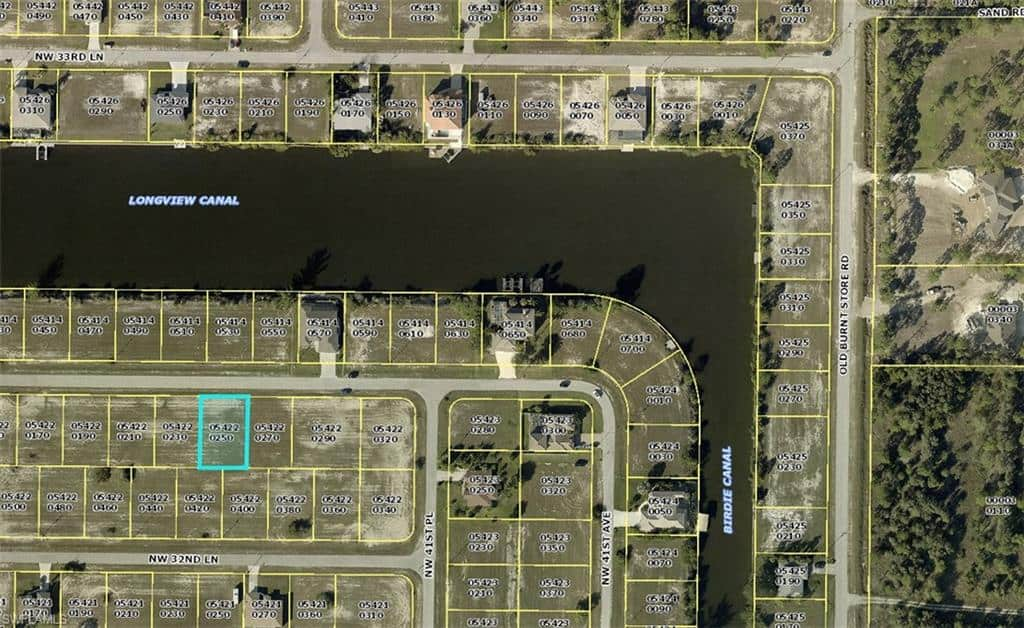 4134 NW 33rd ST, Cape Coral, FL 33993