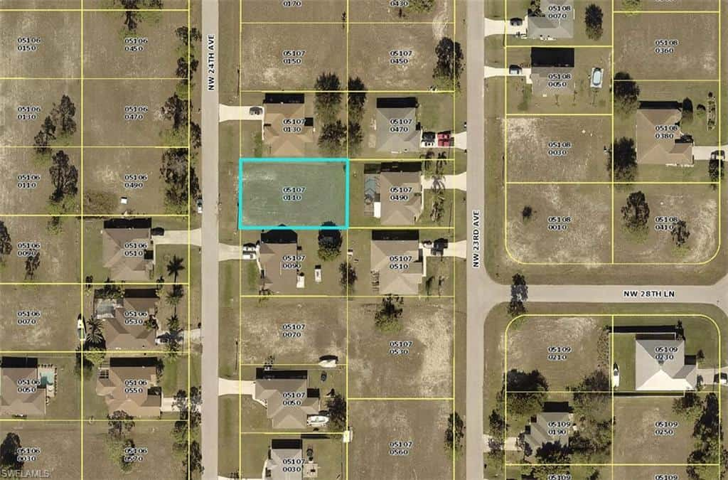 2821 NW 24th AVE, Cape Coral, FL 33993