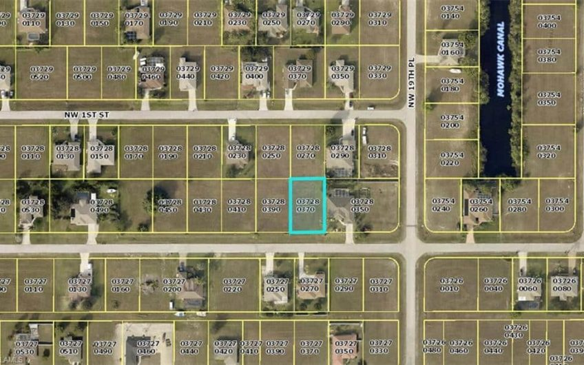 1909 NW Embers TER, Cape Coral, FL 33993
