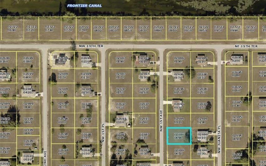 1817 NW 1st AVE, Cape Coral, FL 33993