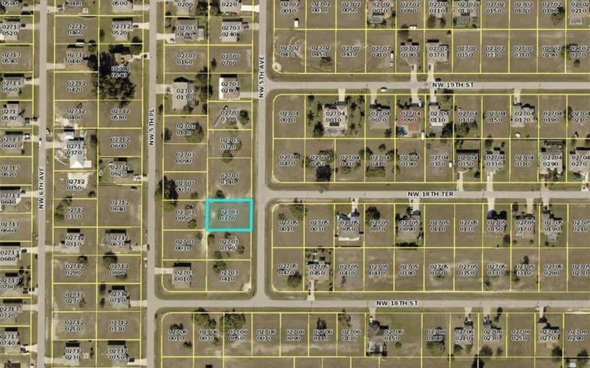 1810 NW 5th AVE, Cape Coral, FL 33909