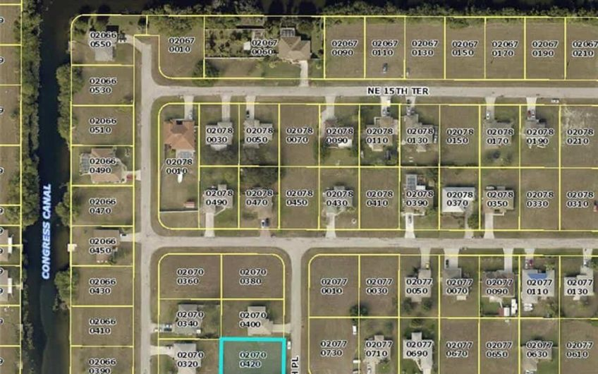 1416 NE 9th PL, Cape Coral, FL 33909