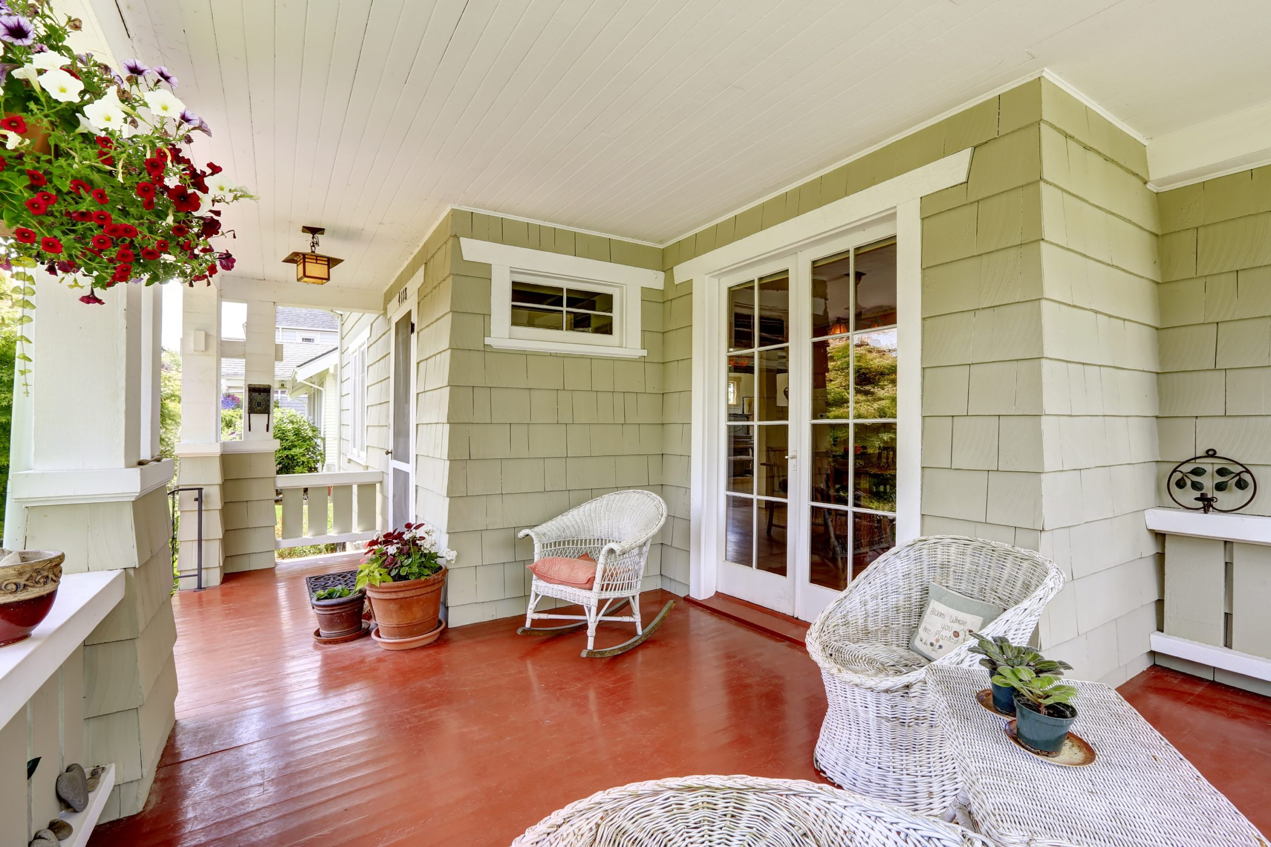 A Front Porch Is A Must-Have For Traditional Southwest Florida Homes