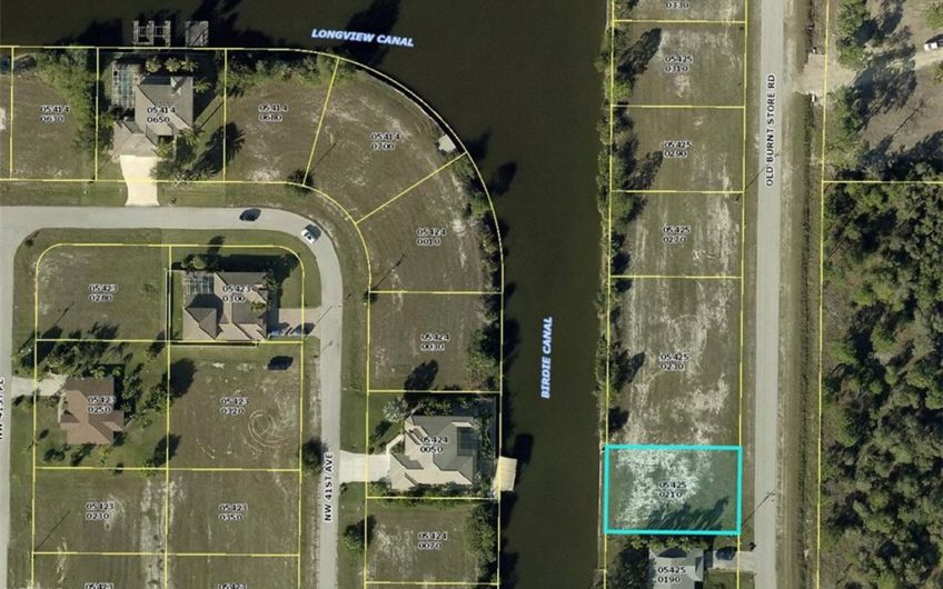 3248 Old Burnt Store RD N, Cape Coral, FL 33993