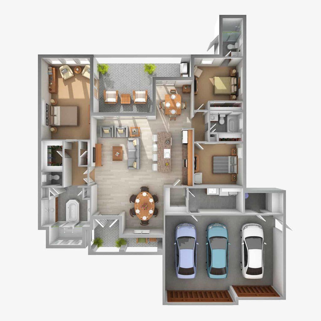 Gleason-Floorplan