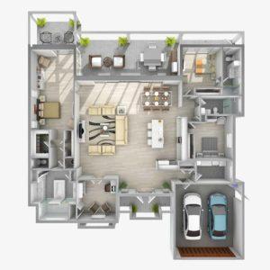 Audubon-floorplan