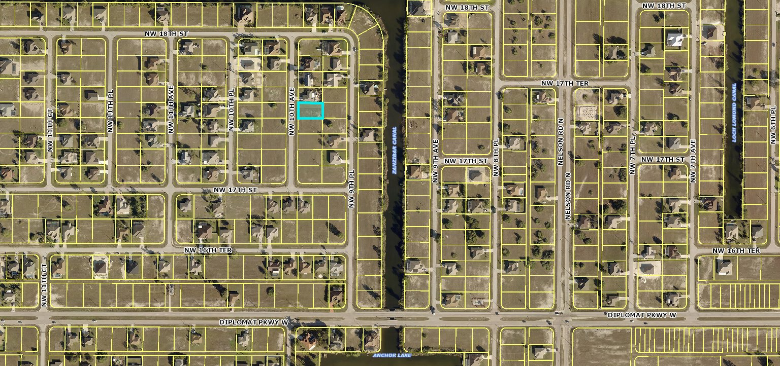 1719 NW 10th Ave, Cape Coral, FL 33993