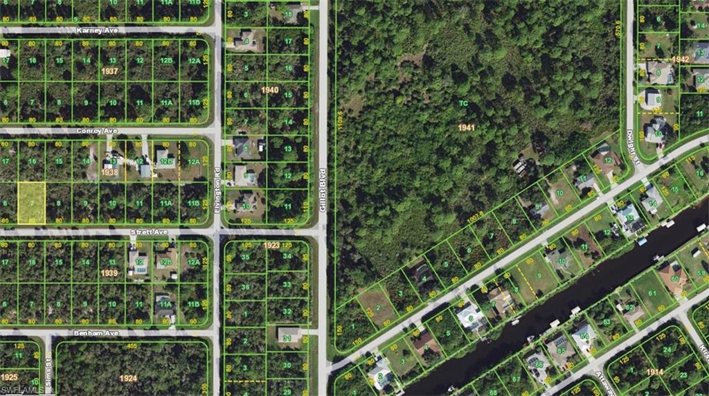 12180 Strett Ave, Port Charlotte, FL 33981