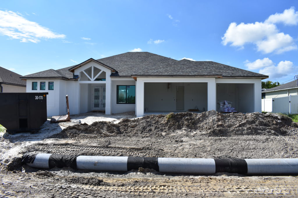 New Construction Cape Coral