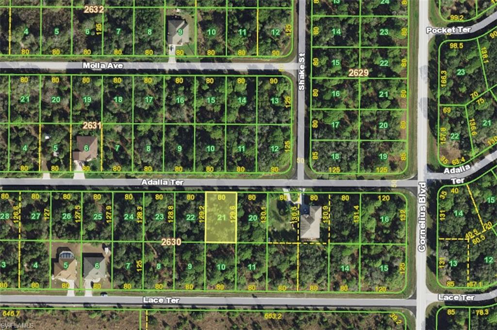1576 Adalia Ter, Port Charlotte, FL 33953